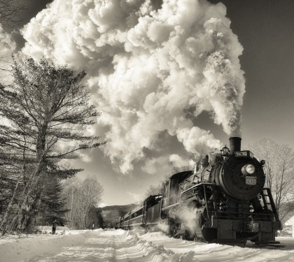 SteaminTheSnow
