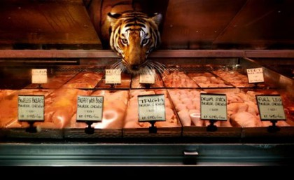 tigermeat
